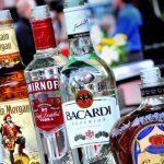 top shelf alcohol